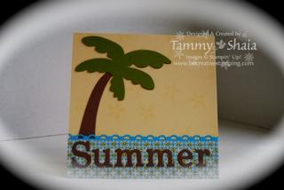 6x6 album cover page