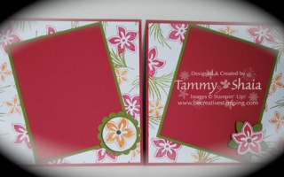 Rose Red layout