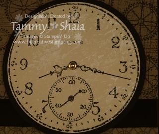 Sense of Time--close-up