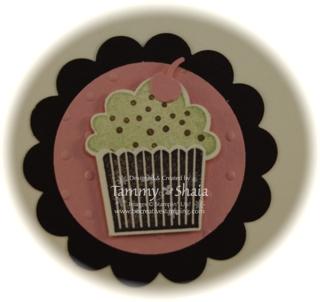 Create a Cupcake Close-up
