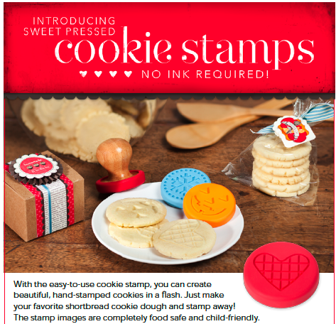 Sweet Cookied Stamp Pic