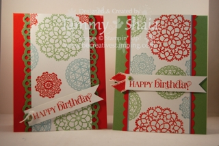 Delicate Dolies-b-day cards