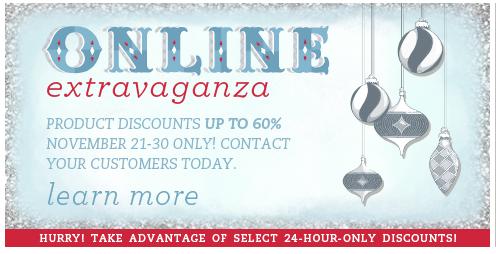 Online Extravaganza!!
