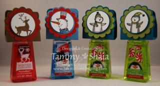 Anti-bacterial soaps