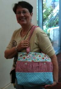 Martha & bag