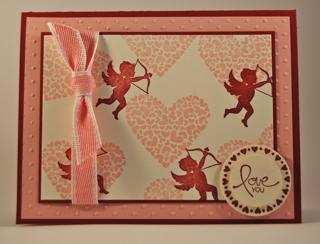 Valentine Stamp Camp card #2