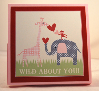 Wild About You treat holder