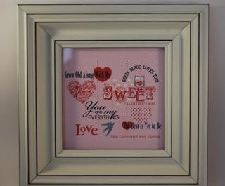 MDS Valentine Frame