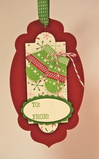 Chock-Full of Cheer gift tag