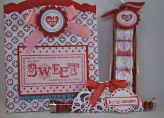 Be My Valentine Stamp Camp