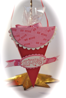 Petal Cone Valentine