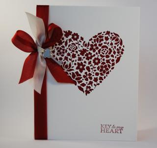 Tom's Valentine Card