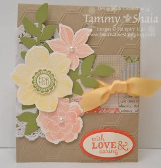 Secret Garden Stamp Set