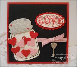 Perfectly Preserved Valentine