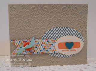 Patterned Occasions stamp set