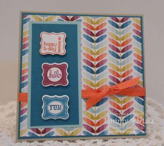 Prettty Petites Stamp Set