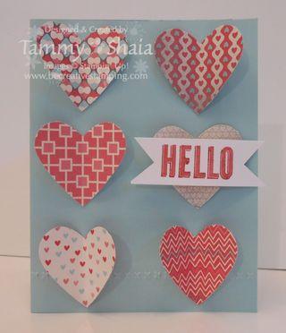 Valentine Hello