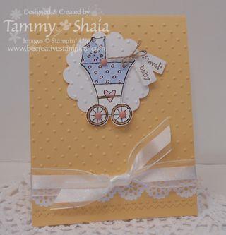 Baby Bundle stamp set