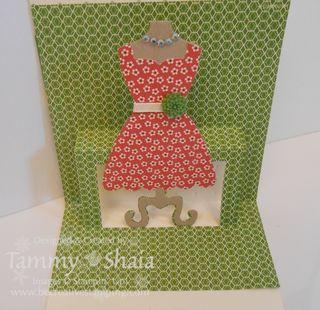 Dress From pop 'n cuts #2