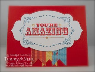 You're Amazing Stamp Set #2