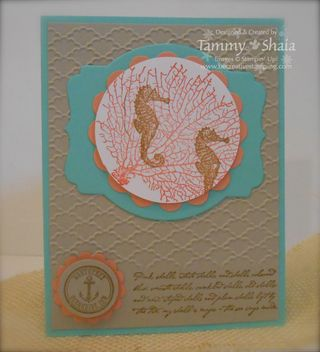 By the Tide Stamp Set Swap