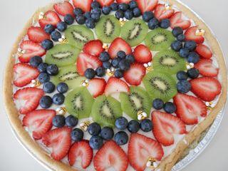 Fruite Pizza #1