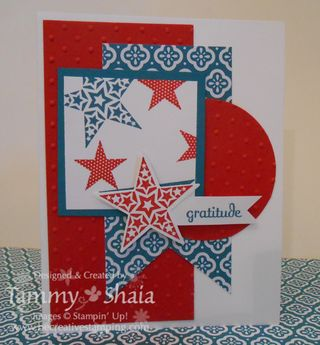 Simply Stars Stamp Set