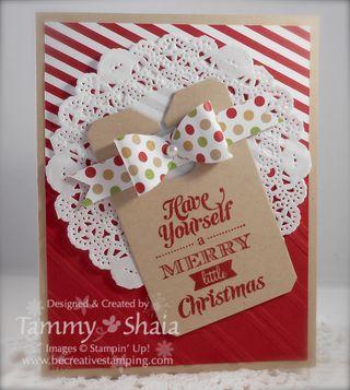 Christmas Stamp Camp