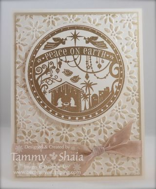 Wonderful Blessing Stamp Set