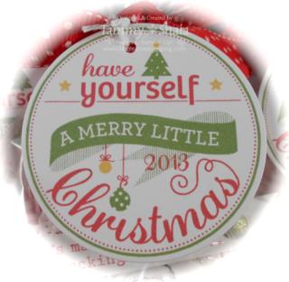 Santa's List Ornament close-up