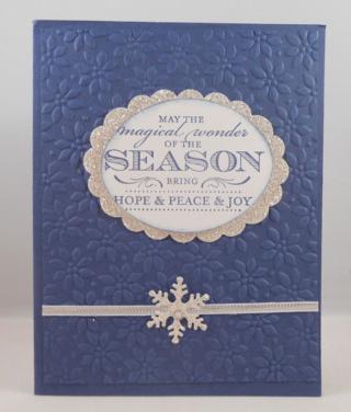 Magical Season card