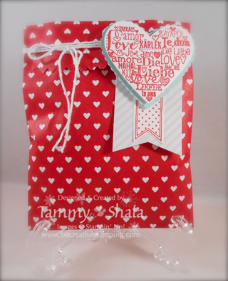 Sweetheart Treat Bags0000