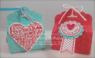 Language of Love stamp set