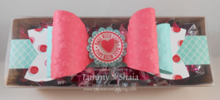 Valentine Tag a Bag Gift Box