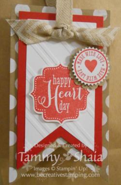 Valentine Bag Tag 3