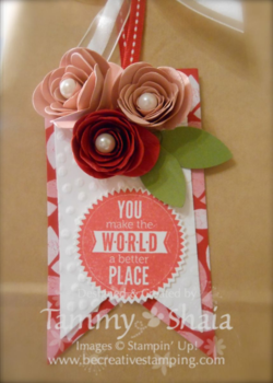 Valentine Bag Tag 1
