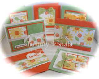 Flower Patch Card Set