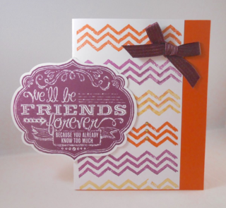 Friends Who Know Stamp Set
