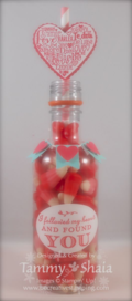 Language of Love bottle