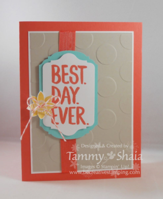 Best Day Ever Stamp Set 2
