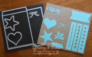 Stamp N Storage Magnet Cards