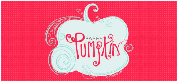 My Paper Pumpkin graphic