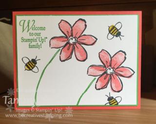 Garden in Bloom Stamp Set