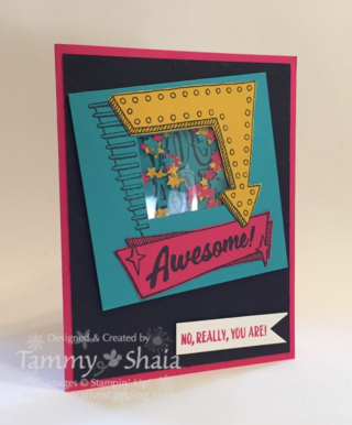 Marquee Messages Stamp Set 2