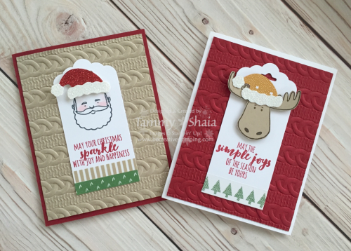 Jolly Friends Stamp Set
