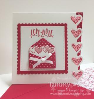 Sending Love Stamp Set