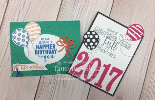 Balloon Adventures Stamp Set