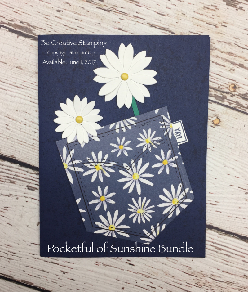 Pocketful of Sunshine 1