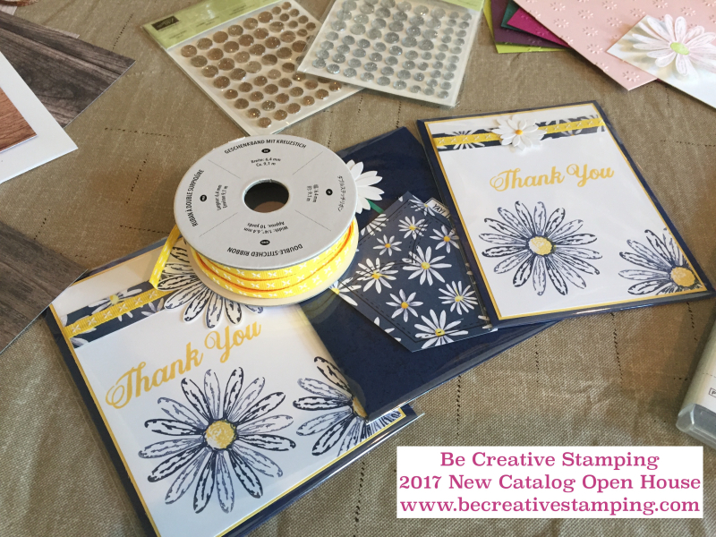 Stampin' Up! New Catalog Open House 14