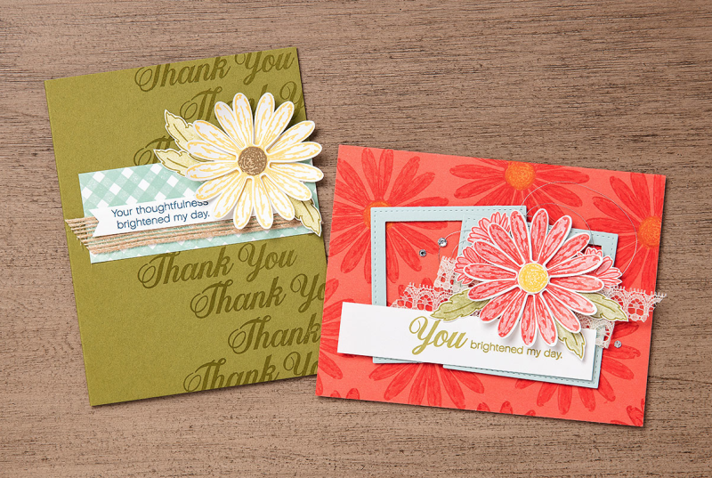 Daisy Delight Stamp Set